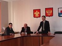 В администрации района установят контрольно-пропускной режим